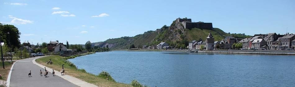 Fort Charlement en bordure de Meuse