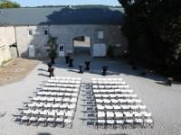 kasteelhuwelijk België Dourbes Ardennes