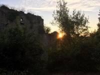 ruine de Haute Roche