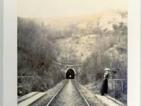 voor 1914 - Dourbes  - de tunnel