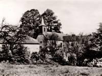 Dourbes, Kerk Saint-Servais