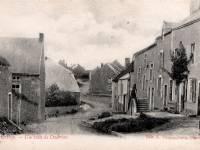 Dourbes, Hoek rue de Givet en rue de Fagnolle