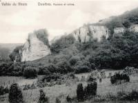 Dourbes, De rots van gué des veaux
