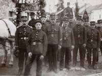 Eerste brandweerman ploeg in Dourbes