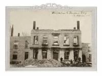 Dourbes, 1914, het brandde huis