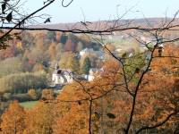 Vue prise au départ de Haute Roche, Dourbes, Viroinval