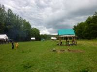 """Terrain pour camp scout """"Près de l'Eglise"""""""