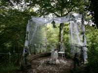 romantisch en stijlvol huwelijksfeest Ardennes