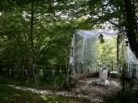 Trouwen in het bos Ardennes