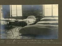 DOURBES  1914 land ziekenhuis