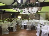 fête de mariage dans salle polyvalente à DOURBES