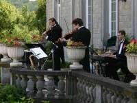 concert lors d'un mariage