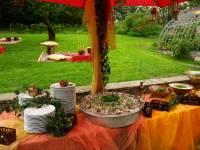 Mariage fête champêtre Ardennes